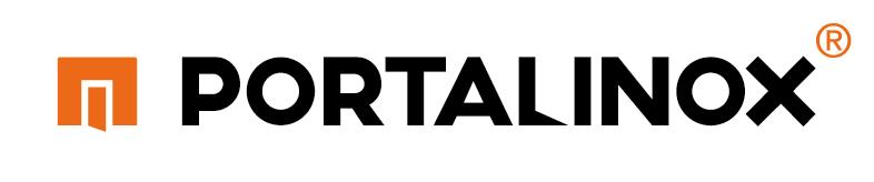 Puertas de Portal de Acero Inoxidable Portalinox