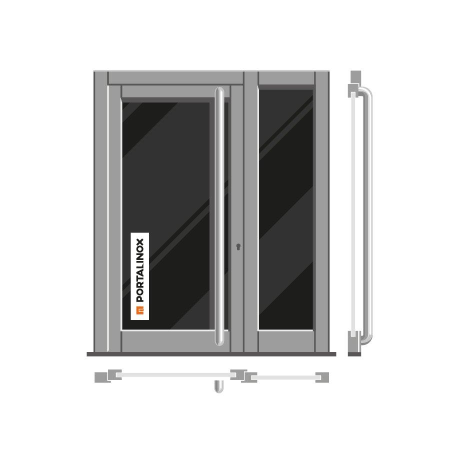 Portalinox puertas de portal de acero inoxidable precios - Precio acero inoxidable ...