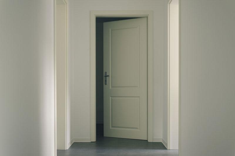 eleccion de una puerta de portal