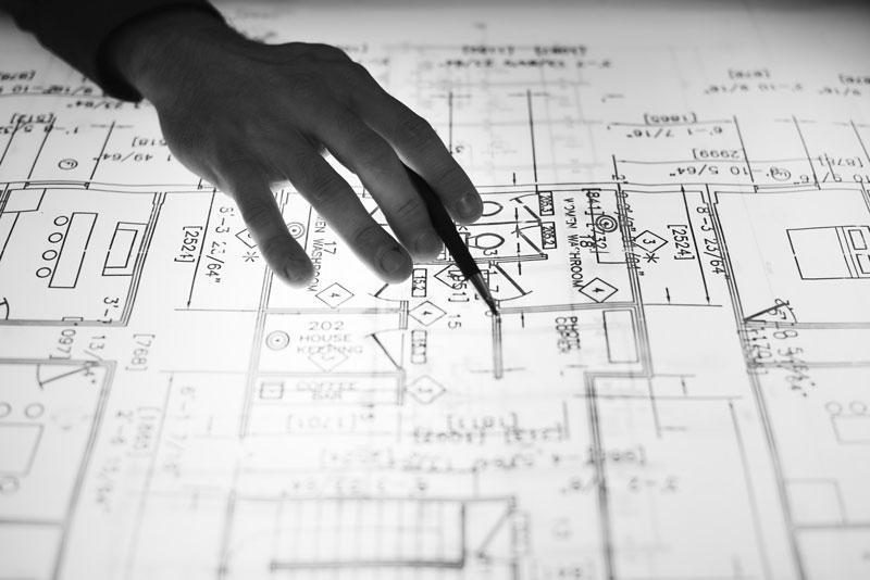 Inspección técnica edificio