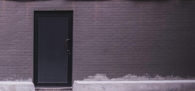 Puerta acero aisi 304