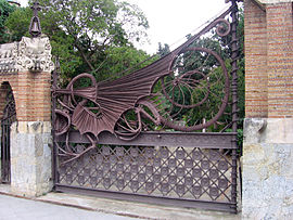 puertas modernas barcelona