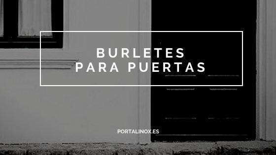 Burletes para puertas: Cómo aislar la puerta de tu portal
