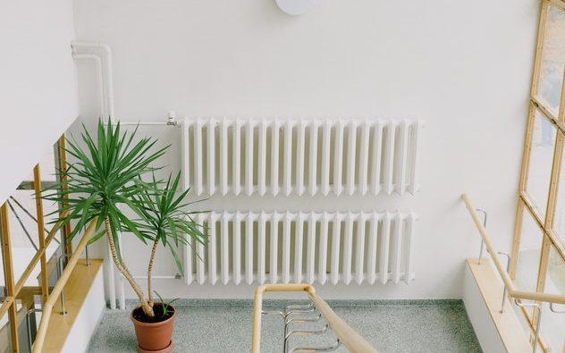 calefacción central